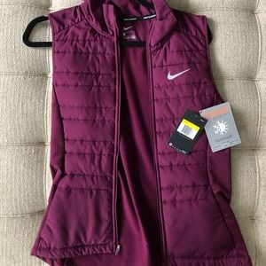 Nike Thermosoft Running Vest NWT
